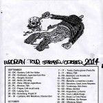 Agent Attitude is heading out on tour