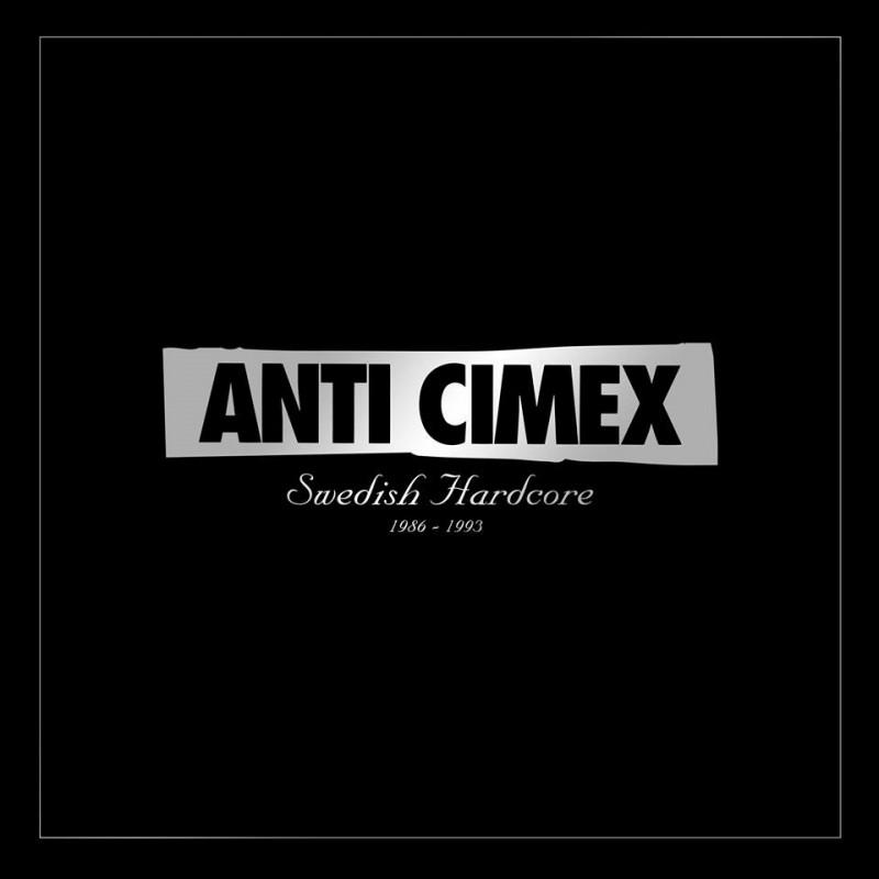 Anti Cimex: Scandinavian Hardcore 1986 – 1993 LP box set out soon!