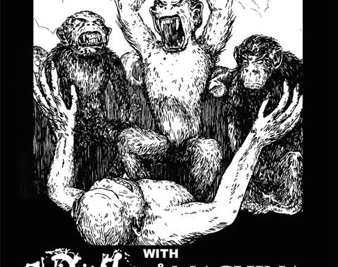 Full of Hell have announced an Australian tour!