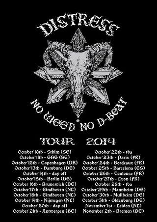 distress tour