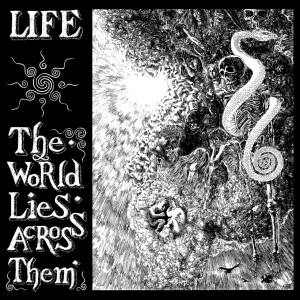 LIFE – THE WORLD LIES ACROSS THEM LP Reissue