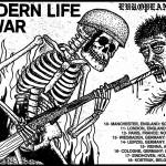 Modern Life Is War European Tour
