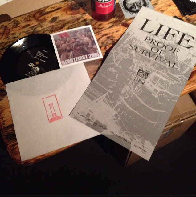 LIFE (Japan) – Proof of Survival EP Out Now