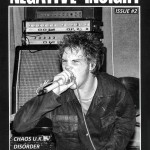 Negative Insight zine with Chaos UK 7″ out now