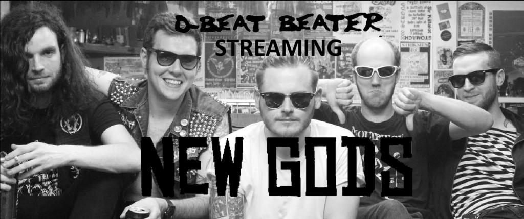 Streaming: New Gods – Gods Of Punk EP