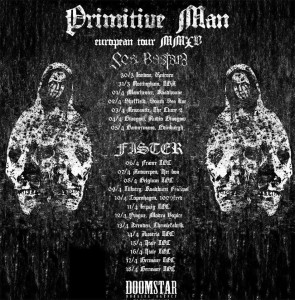 primitive man tour