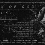 Ancst / Children Of God Euro Tour