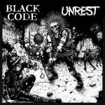 Black Code/ Unrest split 12″ Out Soon
