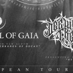 Downfall Of Gaia/ Der Weg Einer Freiheit To Tour Europe