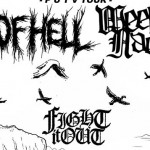 Full Of Hell + Weekend Nachos Japan Tour