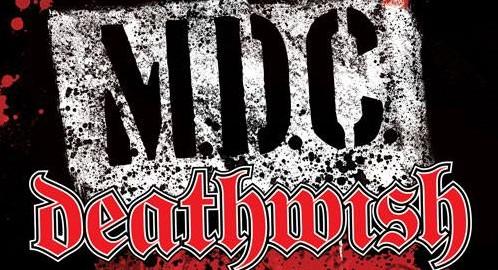 MDC /Deathwish US Tour