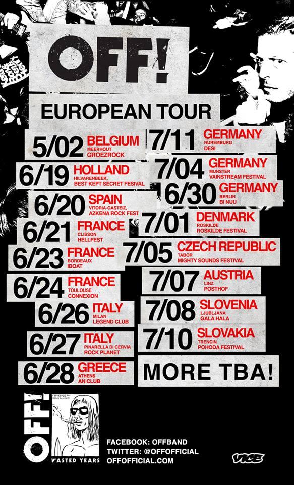 off euro tour