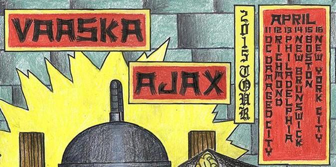 Ajax // Vaaska Tour