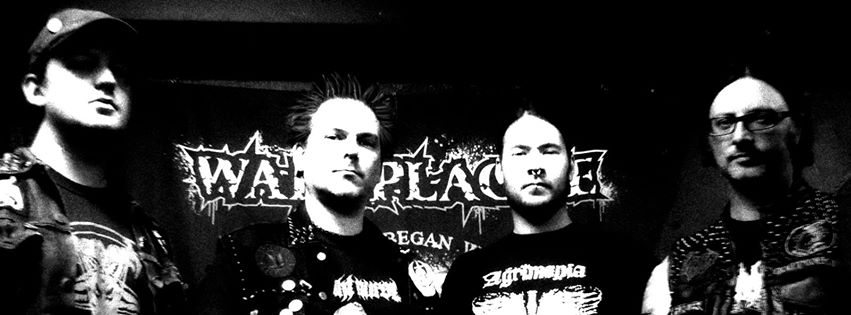 War//Plague Recording For Upcoming Release
