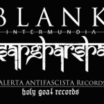 SANGHARSHA / Blank split LP Out May 25th