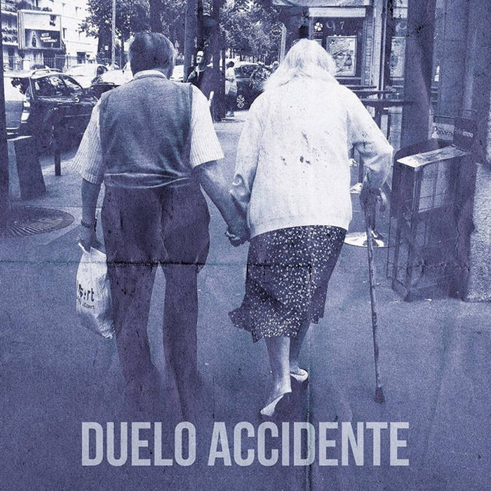 ACCIDENTE/DUELO split Out Now