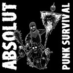 "ABSOLUT ""Punk Survival"" LP OUT NOW"