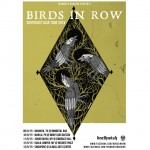 BIRDS IN ROW To Tour SE Asia