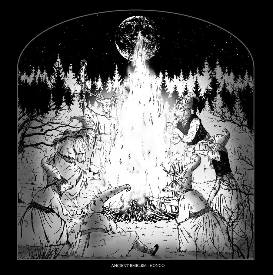 ANCIENT EMBLEM/HONGO Split 12″ Out Now