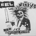 EEL and The Wankys UK Tour (Updated)