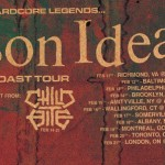 POISON IDEA East Coast 2016 Tour