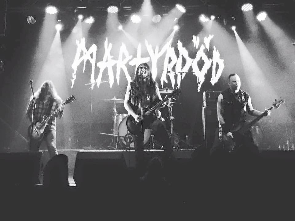 Martyrdöd To Release A New LP In 2016