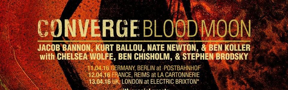 CONVERGE European Dates 2016