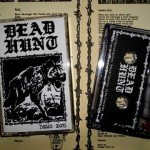 DEADHUNT – DEMO Cassette Out Now