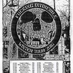 FUCKING INVINCIBLE US/Canada Tour