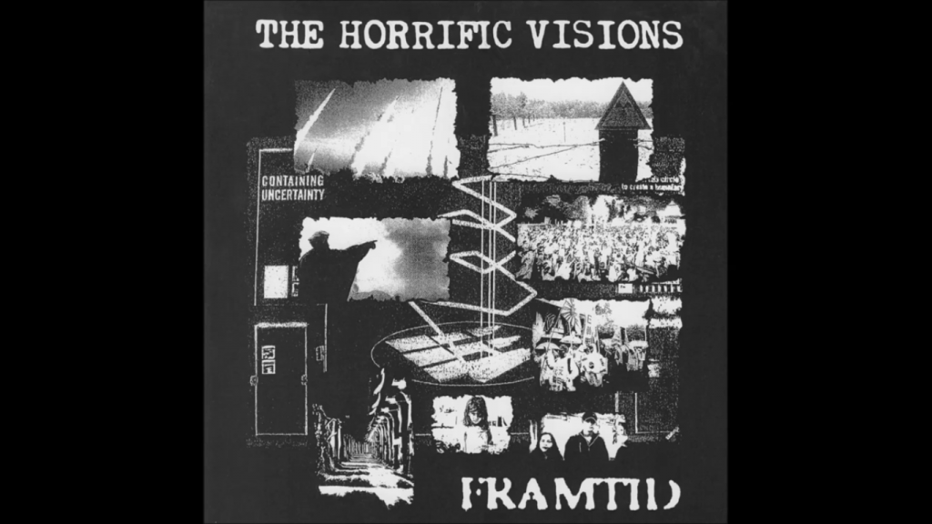 FRAMTID Stream Track Off Upcoming 7″