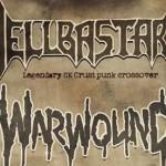 WARWOUND and HELLBSTARD To Tour US Feb 2016