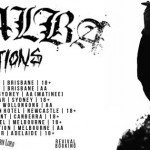 XIBALBA Are Touring Australia