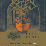 CULT LEADER, ROTTEN SOUND To Tour Europe