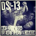 DS-13 US/Canada tour 2016