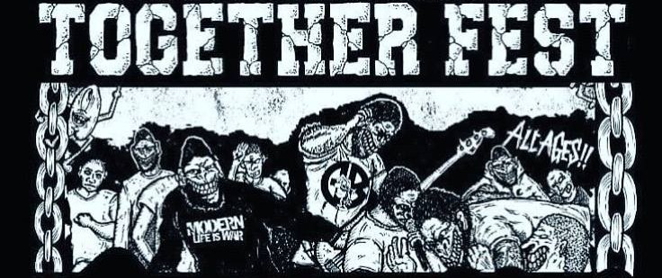 GORILLA BISCUITS, TOUCHE AMORE, MODERN LIFE IS WAR to Tour Europe