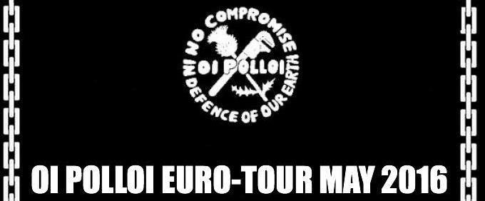 OI POLLOI Euro Tour