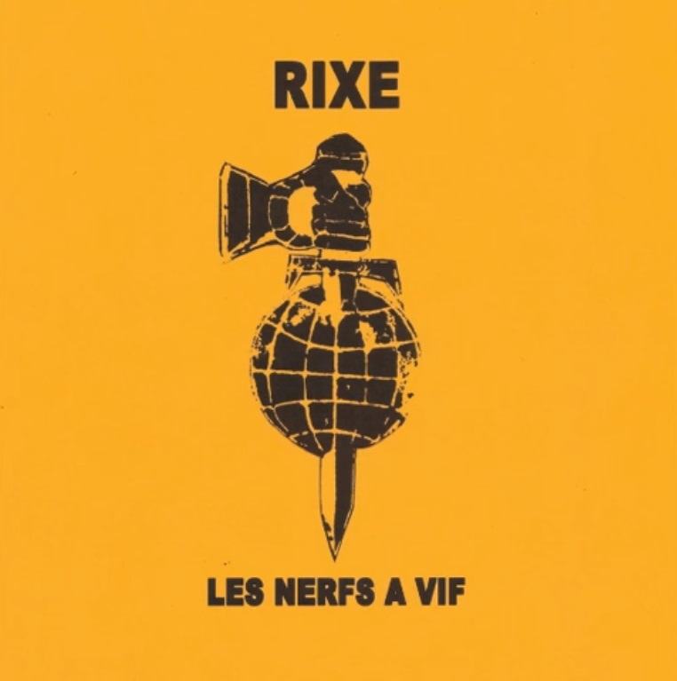 New RIXE Track Off Upcoming EP