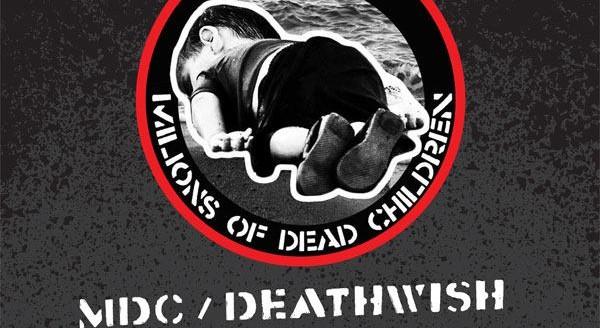 M.D.C./ Deathwish East Coast/Midwest Tour!