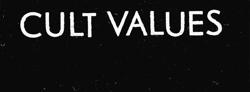 CULT VALUES Release Track Off Upcoming 12″
