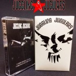 "JUGGLING JUGULARS – ""I Know Where I Stand"" cassette"