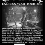 MEINHOF Embark on Endless War Tour