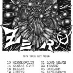 ZERO To Tour US South & West Coast