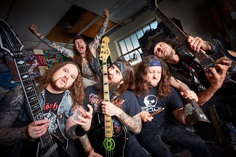 MUNICIPAL WASTE Announce New Guitarist