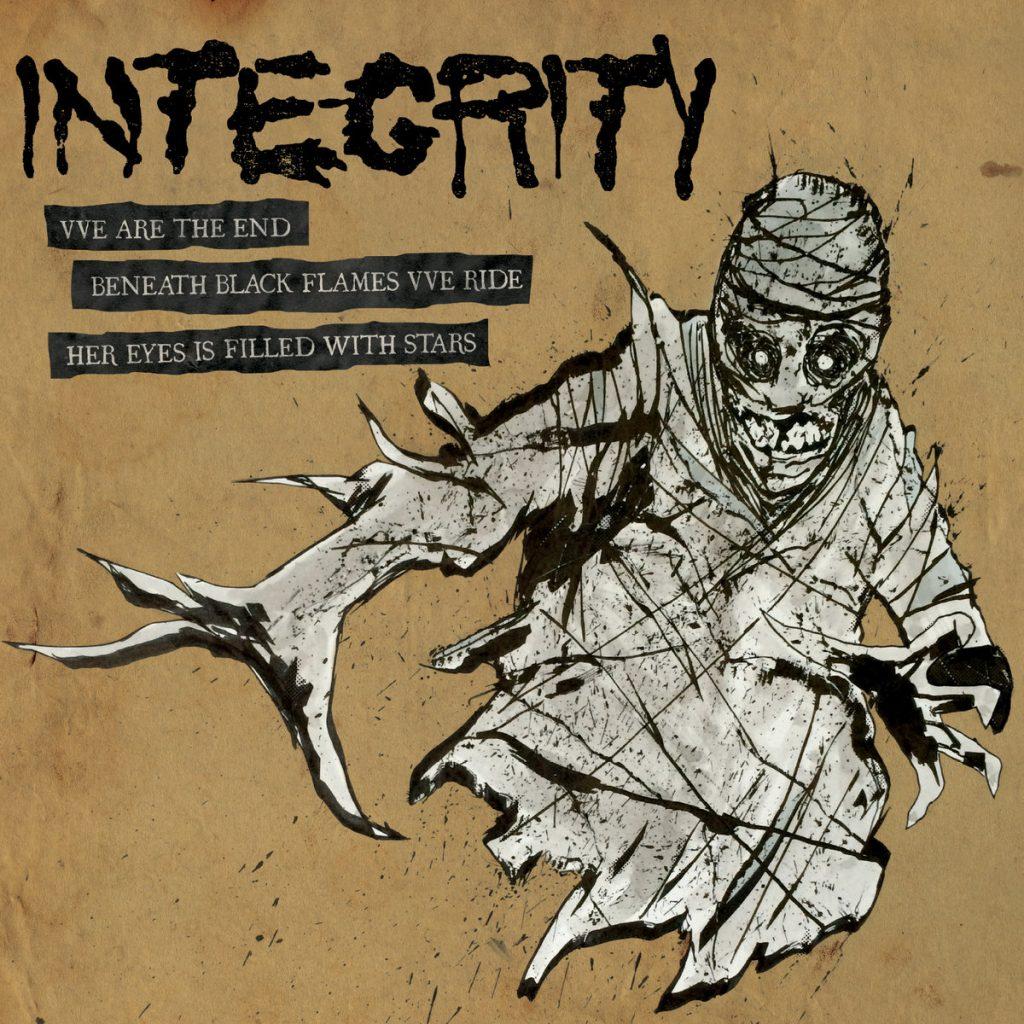INTEGRITY & POWER TRIP Split LP Tracks Streaming