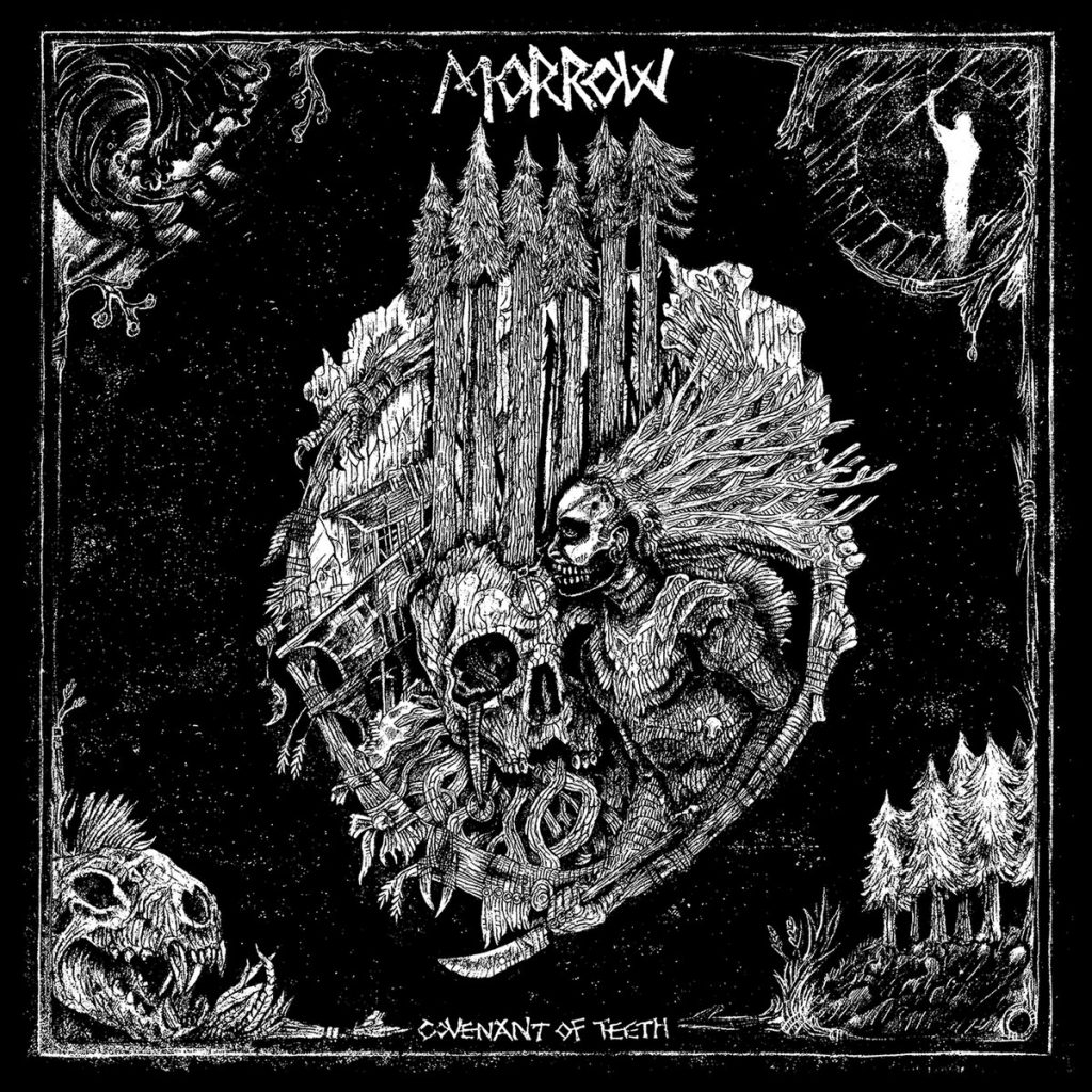 MORROW – Covenant Of Teeth LP Out Soon