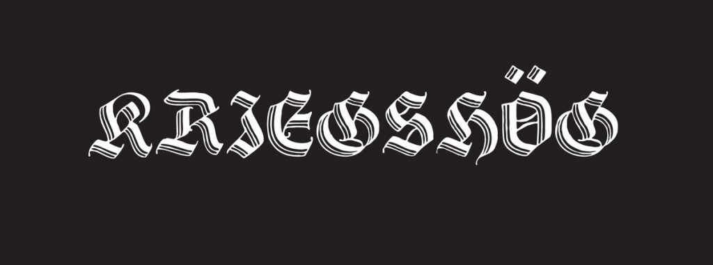 Kriegshög New 7″ Out This November