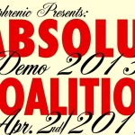 ABSOLUT – Demo 2013 Vinyl Issue Out On Schizophrenic Records
