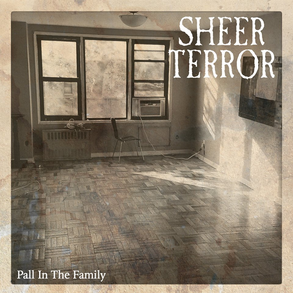 SHEER TERROR New Record