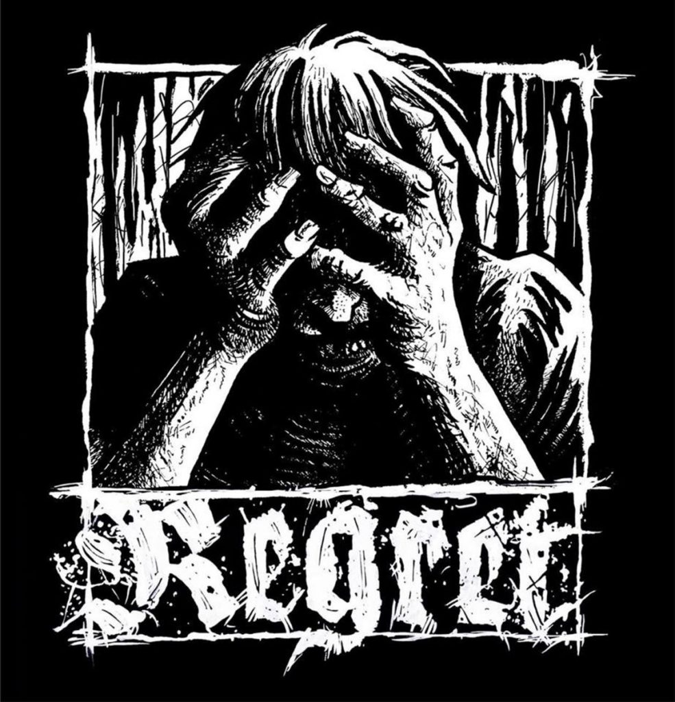 Listen to First Track off REGRET Upcoming 7″