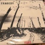 NEW TRAGEDY LP 'FURY'
